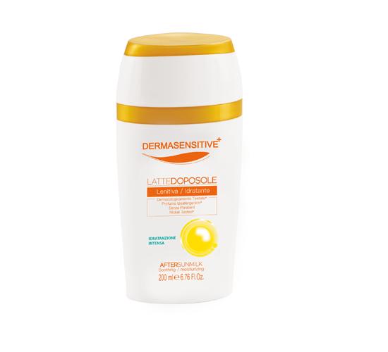 Latte doposole lenitivo dermasensitive
